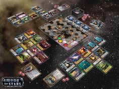 among the stars board game - Google Search