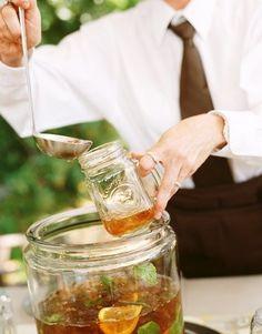 giant jar for lemonade & other beverags