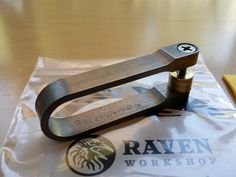 Raven Workshop••Keygrip