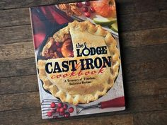 need to get this book. love cast irons
