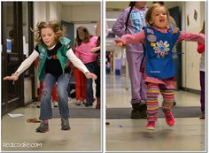 Girl Sports Night Troop Event with Girl Scout Activities and Ideas #girlscouts #
