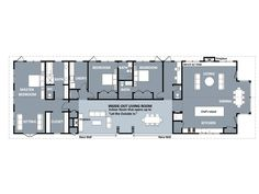 508-2 Original Floor Plan....    It's changed a little but this will gives a good sense of the house.