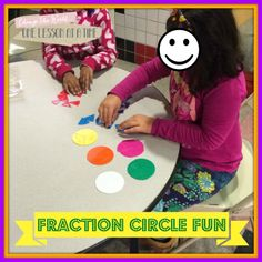Free Fraction Printables: Fraction Circles, Cuisenaire Rods, and Pattern Blocks