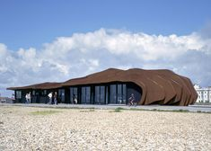 Sleepy Littlehampton now boasts more headline-grabbing design than many cities, with projects by Thomas Heatherwick, Asif Khan and others.