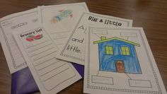 Writing Center Ideas!