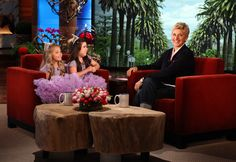 Sophia Grace & Rosie talk about their fun on the red carpet at the Grammy Awards.