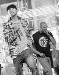Pharrell x Common <3