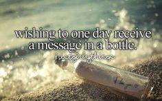 Someday I hope.