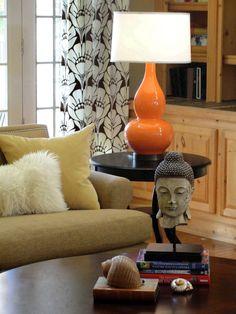 Interesting Buddha bust