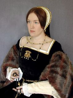 1539 Flemish Gown - Great copy of Ambrosius Bensons' Mme. Cornelis de Scheppere !!