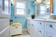 5 Tips to a New Bathroom | Stretcher.com - Achieve bathroom splendor on a budget