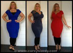eBay Jersey Pencil Dress http://www.curvywordy.com/2014/05/ebay-jersey-pencil-dress-14.html