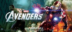 The Avengers (Iron Man and The Hulk)