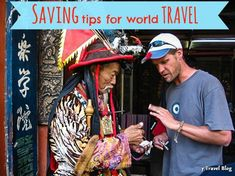 Click to read some great savings tips for your round the world travel adventure    http://www.ytravelblog.com/saving-tips-for-world-travel/