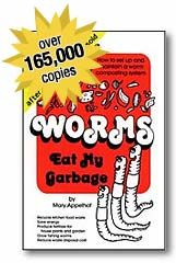"Worms Eat My Garbage - ""Worm Woman"" Mary Appelhof's great book for getting started with vermicomposting"