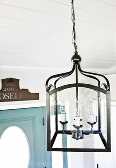 Loving this Entryway light from Overstock.com - Ask Anna