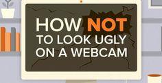 ugli, business tips, internet marketing, webcam, social media, helpful tips, infograph, professional development, job interviews