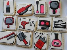 salon cookies.