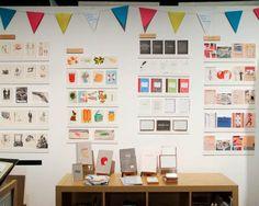 shop, craft, display idea, greeting cards, business display, expo idea