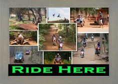 Durhamtown ATV park, GA