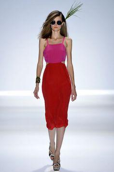 Mara Hoffman Spring 2013 #JustFab & #FashionWeek
