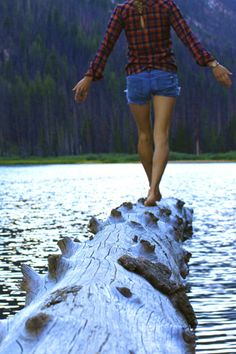 jean shorts, summer in the mountains, life, the great outdoors, place