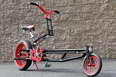 The Nitro Rail bicycl