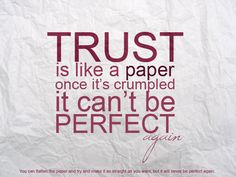relationship, paper, trust, thought, funny quotes