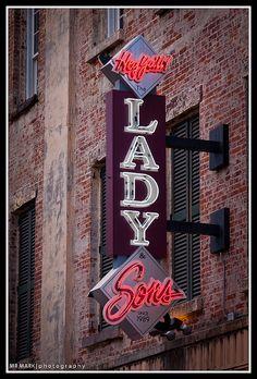 The Lady & Sons Restaurant (Paula Dean), Savannah, GA - great Southern Food