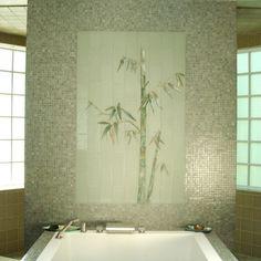 Palm tree bathroom decor on pinterest 30 pins for Palm tree bathroom ideas