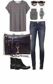Black Rebecca Minkoff Mac Clutch Handbag     #rebeccaminkoffhandbag