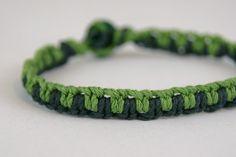 Easy Macrame Friendship Bracelets - Tutorial  ❥ 4U // hf