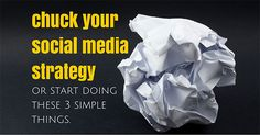 Chuck Your Social Media Strategy: A great read for ALL consignment, resale and thrift shops, found by TGtbT.com