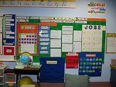 DIY Cheaper Classroom Calendar