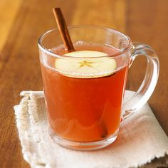 Spiced Pomegranate-Apple Cider