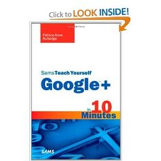 Helpful step by step approach for using Google Plus personally rather than for your business
