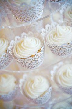So pretty for a wedding or bridal shower
