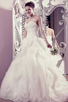 Intuzuri 2012 bridal collection