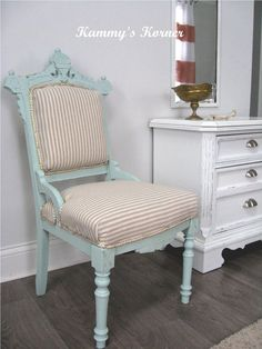 I like this chair!  master bedroom