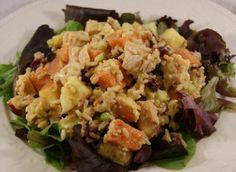 Thanksgiving Leftovers - Aleas Curried Turkey Salad