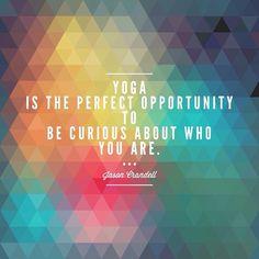 Be curious. #Motivation