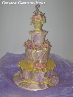 Creative Cakes By Jeryll Anchorage Ak