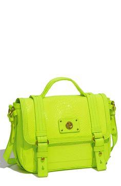 Marc Jacobs Neon Crossbody Bag