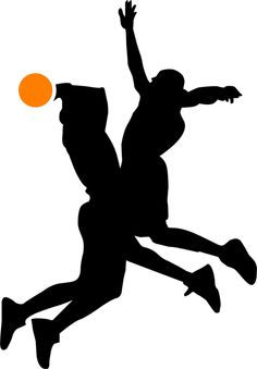 Quickly and easily embellish walls in your home or at school with our Defense Basketball Painting Stencil!