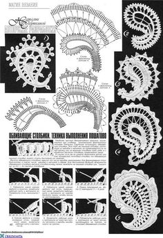 Vintage, Free pattern
