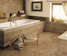 Bathroom Tile Designs   - For more go to >>>> http://bathroom-a.com/bathroom/bathroom-tile-designs-a/  - Bathroom Tile Designs, The economy might force some of us to install their bathroom tiles without the help of professional designers. In case we know the procedure of managing bathroom tiles designs, this shall not be much of a dilemma. However, skill is not the only thing needed to get the ...