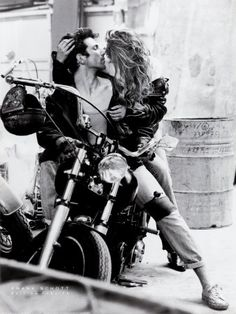 Love & A Harley.