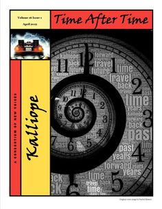 Time after Time, is currently available on our web site. Time After Time features writing and editing by Rachel Blataric, Nancy Olivarria, and Graham Green. Guest editing was done by Shavawn M. Berry, Jerry West, Lindsey Griggs, Rachel Morrow and Beatriz Chavez. Kick back with reviews of the best time travel movies (and the worst ones) as well as articles on Cern's Hadron Collider, famous time travelers, and time machines and how to use them effectively.
