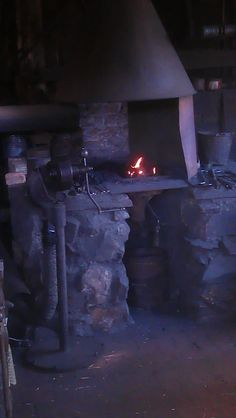 Blacksmith Forge by jaboney http://365project.org/jaboney/365/2012-05-30