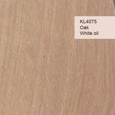 Caspian European oak low chest of drawers